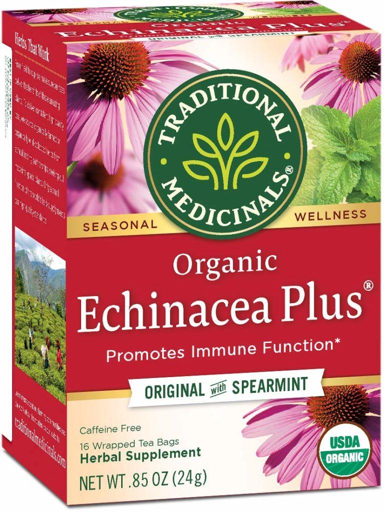 5 thés et tisanes qui aident votre système immunitaire