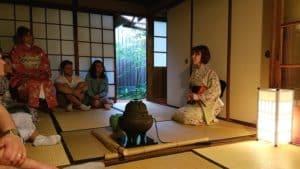 types de thé japonnais