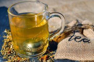 tanin de thé