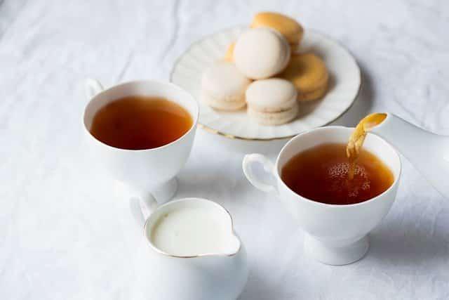 Thé Avec du Lait : 8 Délicieuses Recettes (du monde entier)