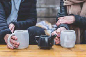 Thé sans caféine et Thé décaféines