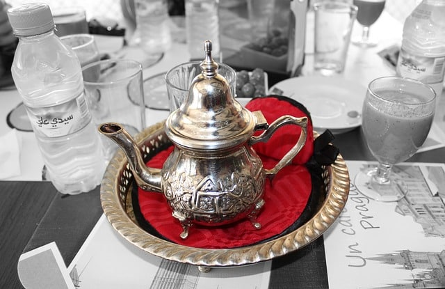 Comment Choisir La Meilleure Théière Marocaine?