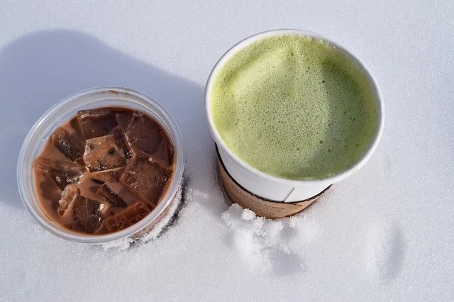 Café et Matcha Latte : Votre Recette (Au Top)