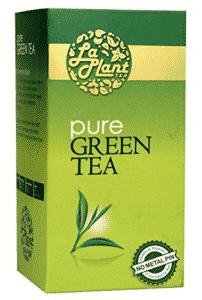 thé vert de l'Inde