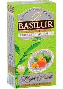 thé vert disponible en inde