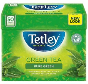 thé vert en inde
