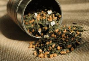 saveur de thé japonnais (thé japonais gout)