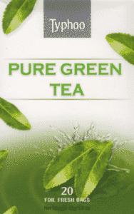 marque de thé vert