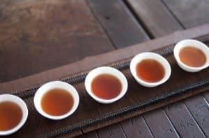 thé oolong (the oolong dong ding)