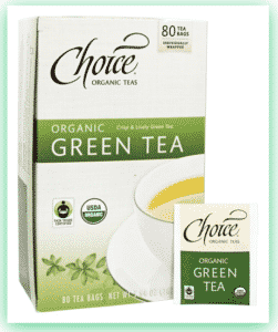 Thé Choice Organic