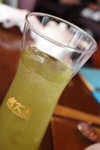 bienfaits de thé vert chaud ou froid