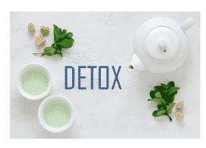 thé vert detox