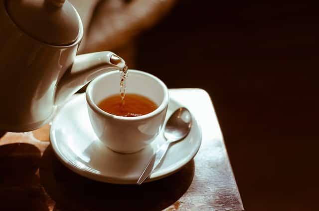 Le Thé Vert est Il Meilleur Que Le Café ? (peut on intervertir les deux)