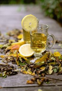 thé vert chaud ou thé vert froid